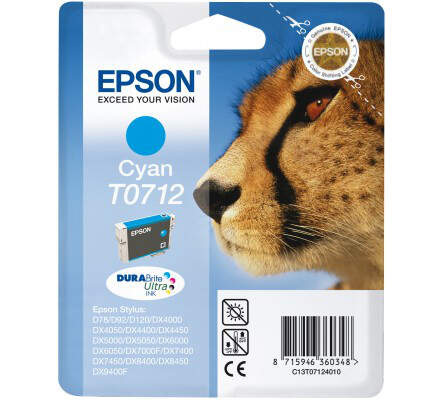 EPSON T07124020 cyan