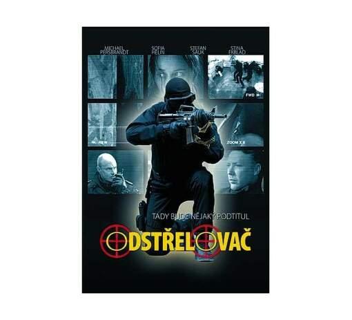 DVD F - OSTRELOVAČ