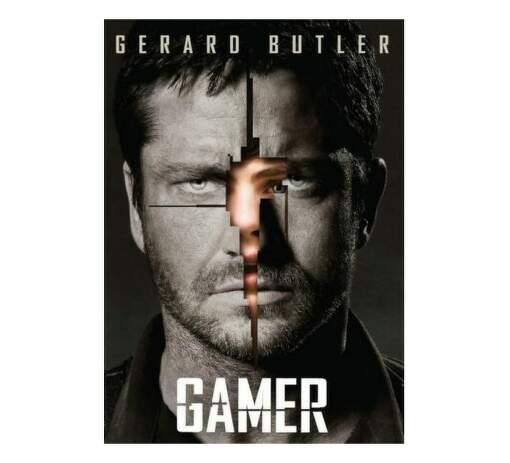 DVD F - Gamer (pošetka)