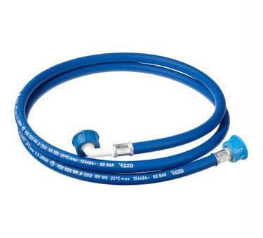 481281728608 Prívodná hadica na vodu 3,5 m (rovná/zahnutá)