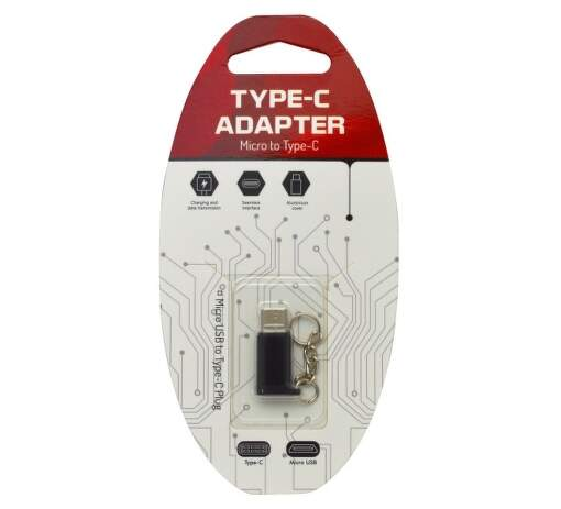 Mobilnet Micro USB-type C Redukcia