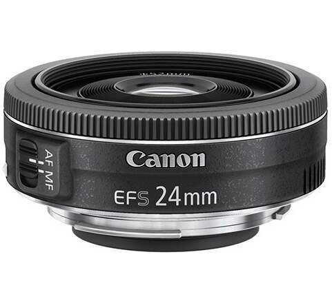 CANON EF-S 24 2.8 STM
