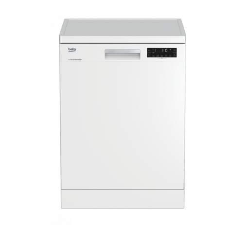 BEKO DFN26421W, biela umývačka riadu
