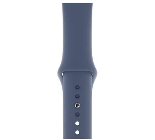 Apple Watch 44 mm športový remienok S/M a M/L, seversky modrý