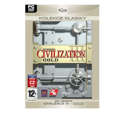 Civilization 3 Gold - PC hra