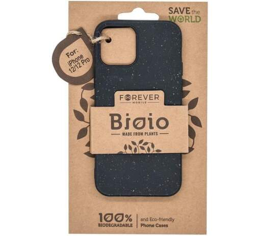 FOREVER Bioio iPh 12/P BLK
