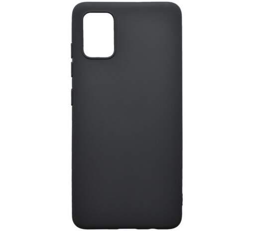 Mobilnet TPU puzdro pre Samsung Galaxy A51 čierna