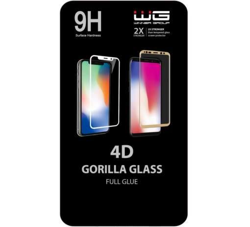 Winner 4D ochranné sklo pre Huawei P Smart 2021/Honor 10x Lite/Huawei Y7a čierna