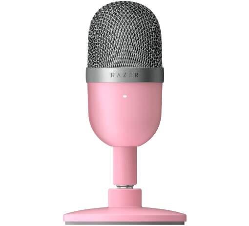 Razer Seiren Mini ružový