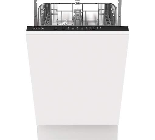 GORENJE GV52040, Vstavaná umývačka riadu