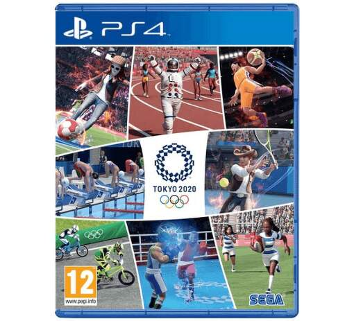 Olympic Games Tokyo 2020 - PS4 hra