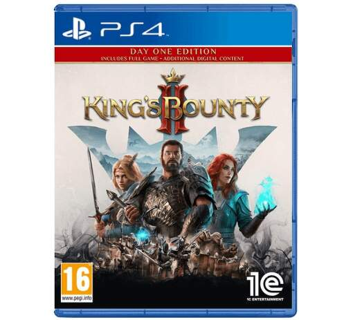 King's Bounty 2 (Day One Edition) - PS4 hra