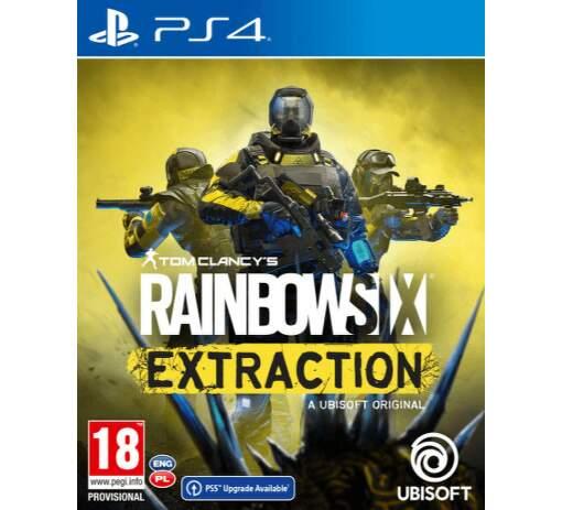 Rainbow Six: Extraction - PS4 hra