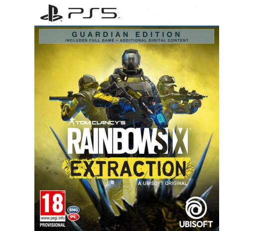 Rainbow Six: Extraction (Guardian Edition) - hra na PS5