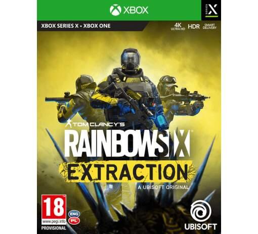 Rainbow Six: Extraction - hra na Xbox One/Series X