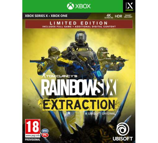 Rainbow Six: Extraction (Limited Edition) - Xbox One/Series X hra