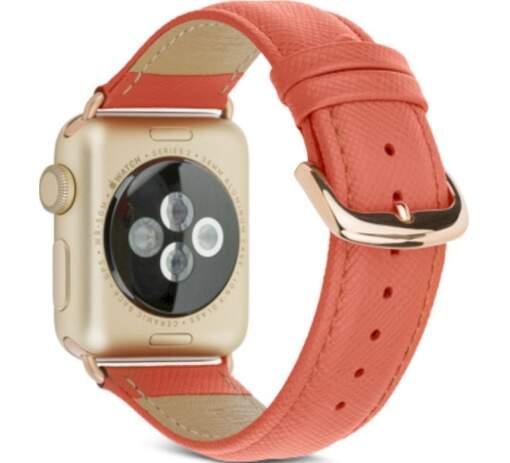 dbramante1928 Madrid remienok pre Apple Watch 42/44 mm ružová