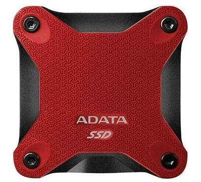 A-DATA SD600Q 240GB SSD USB 3.1 červený