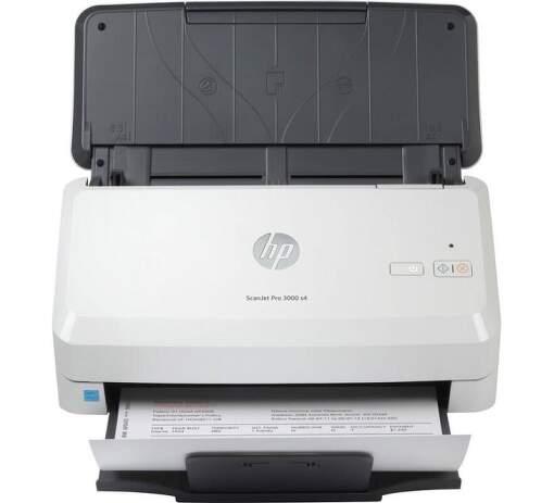 HP ScanJet Pro 3000 s4 biely