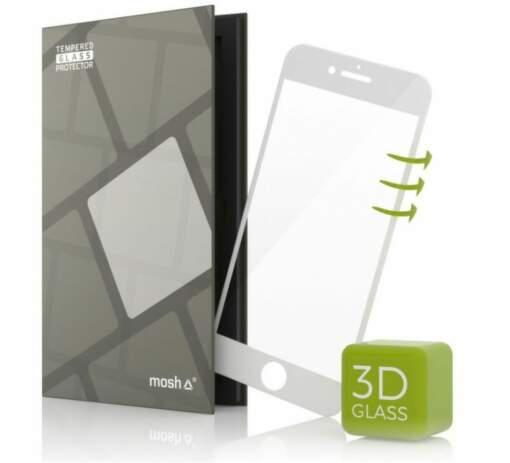Tempered Glass Protector 3D ochranné sklo pre Apple iPhone 6+/6S+ čierna