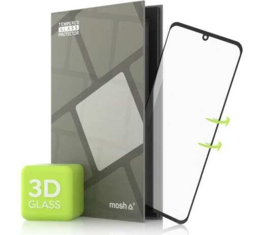 Tempered Glass Protector 3D ochranné sklo pro LG Velvet černá