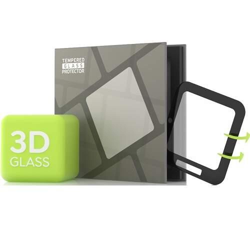 Tempered Glass Protector 3D tvrdené sklo pre Garmin Venu Sq čierna