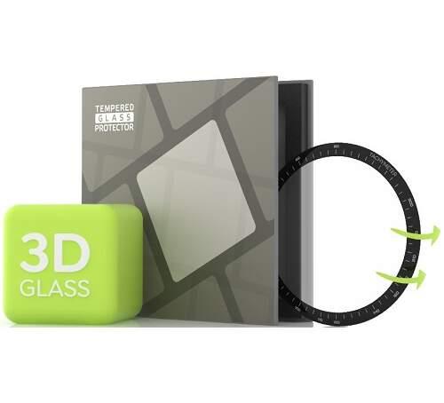 Tempered Glass Protector 3D tvrdené sklo pre Honor Magic Watch 2 46 mm čierna