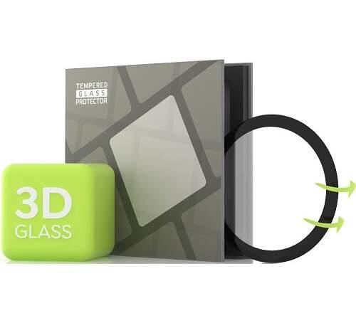 Tempered Glass Protector 3D tvrdené sklo pre Huawei GT 2 42 mm čierna