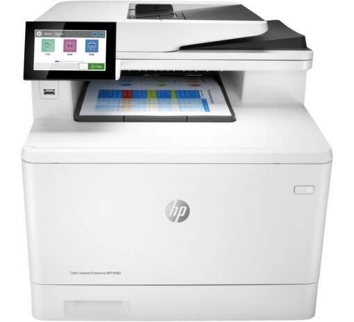 HP Color LaserJet Enterprise MFP M480f biela (1)