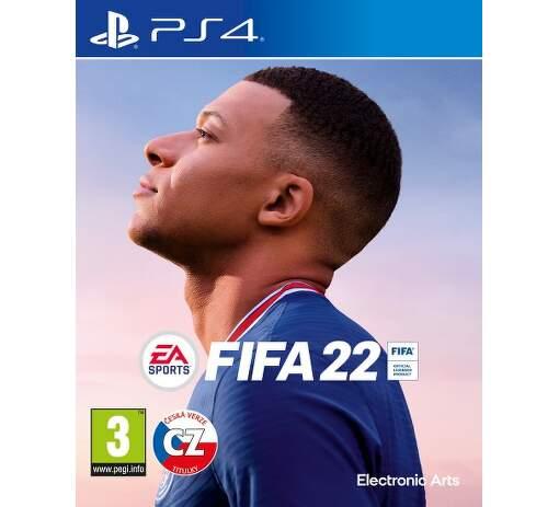 FIFA 22 - PS4 hra