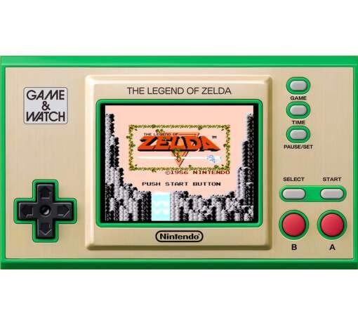 Nintendo Game & Watch The Legend of Zelda (1)
