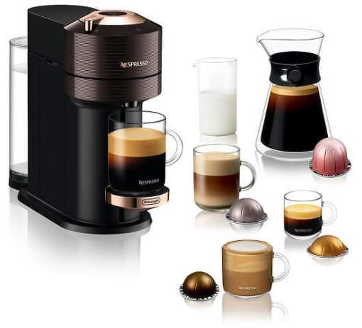 Nespresso De'Longhi Vertuo Next ENV120.BW