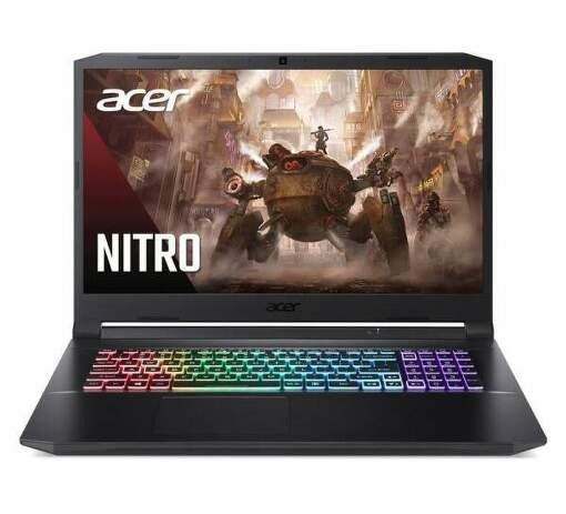 Acer Nitro 5 2021 AN517-41-R6S8 (NH.QASEC.003) čierny