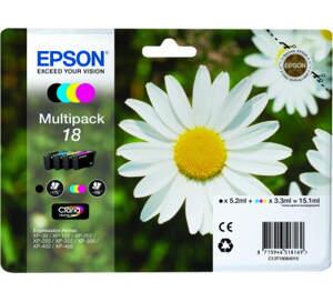 EPSON T18064020 Multipack bk/m/c/y Blister