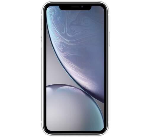 Apple iPhone Xr 128 GB biely