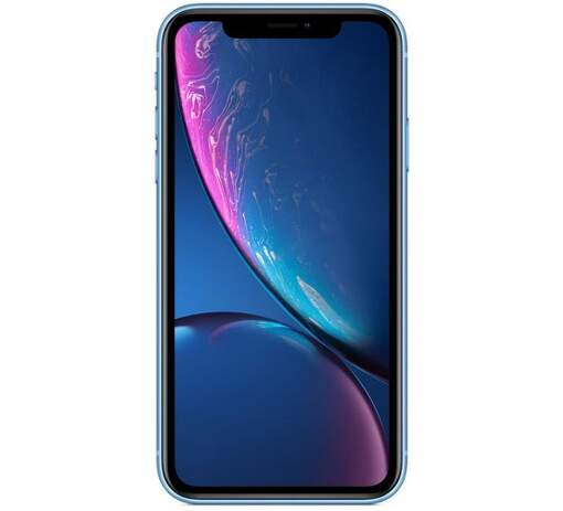 Apple iPhone Xr 256 GB modrý