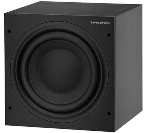 BOWERS&WILKINS ASW 610 BLK