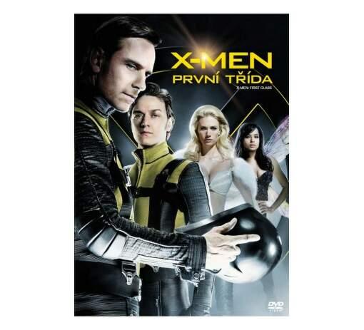 X-Men: Prvá trieda - DVD film