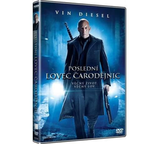 Poslední lovec čarodějnic - DVD film