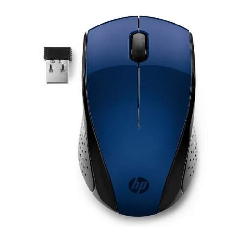 HP 220 modrá