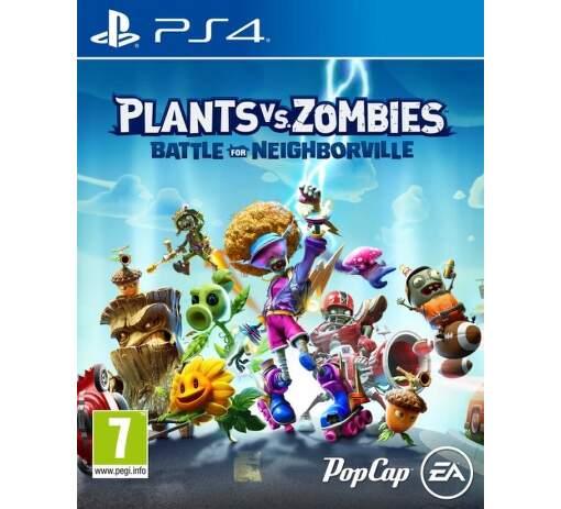 Plants vs. Zombies: Battle for Neighborville PS4 hra