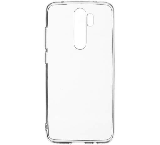 Winner Azzaro T TPU puzdro pre Xiaomi Redmi Note 8 Pro, transparentná
