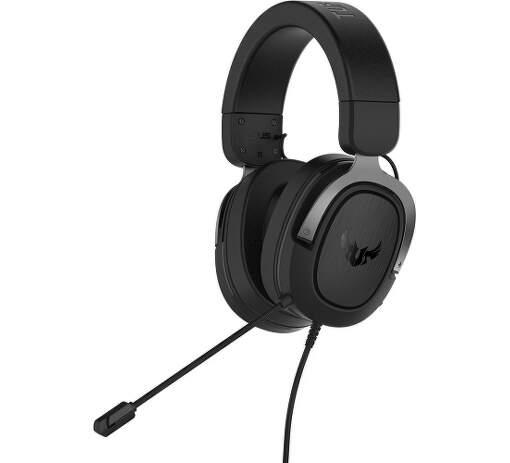 Asus TUF Gaming H3 čierno-sivý