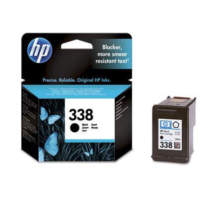 HP C8765EE Black náplň No.338 BLISTER