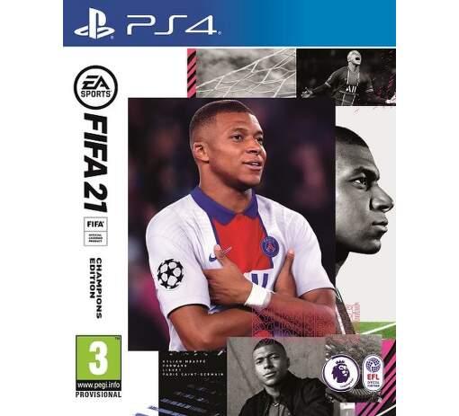FIFA 21 (Champions Edition) - PS4 hra