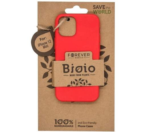 FOREVER Bioio iPh 12 m RED