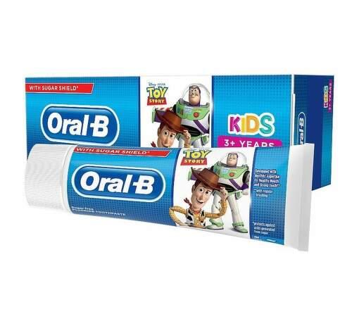 Oral-B ToyStory 75ml, Zubná pasta