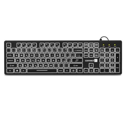 Connect IT CKB-4041-CS čierna