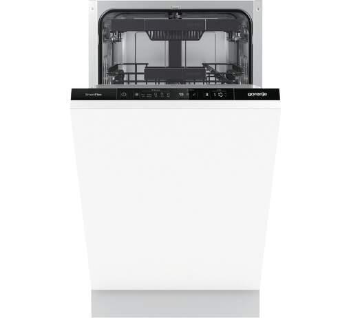 GORENJE GV561D10, Vstavaná umývačka riadu