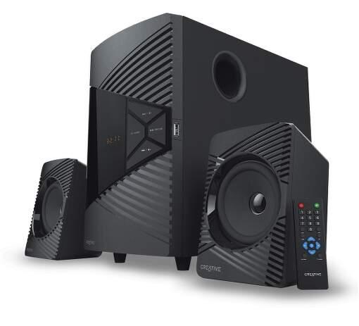Creative SBS E2500 čierne
